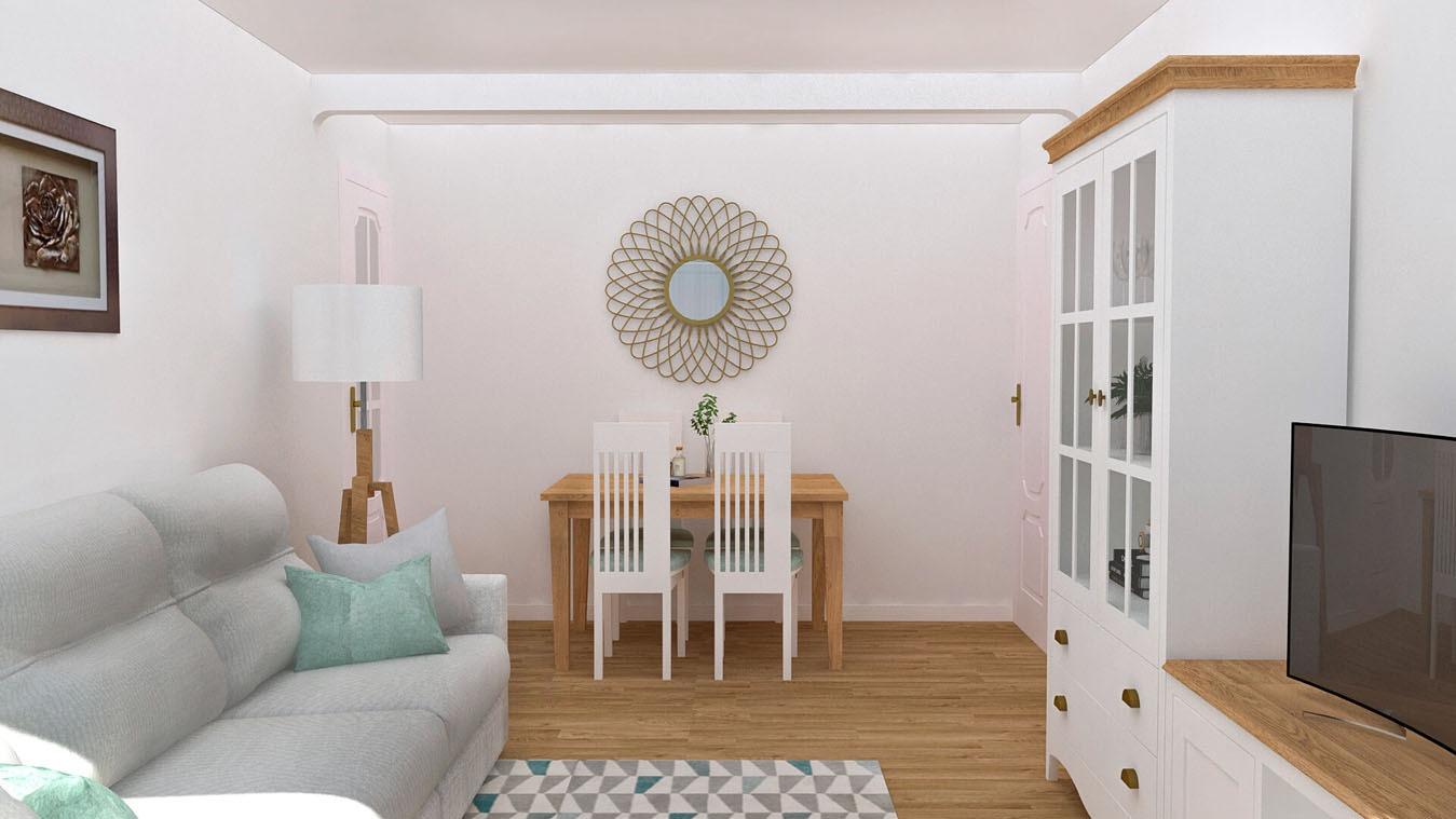 Salón modelo ISABELLA - Ref: 0423