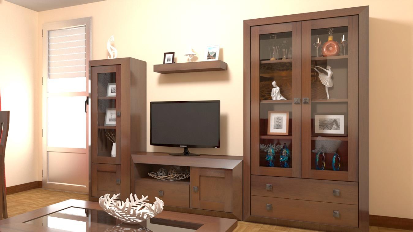 Salón modelo BRUNO - Ref: 0704