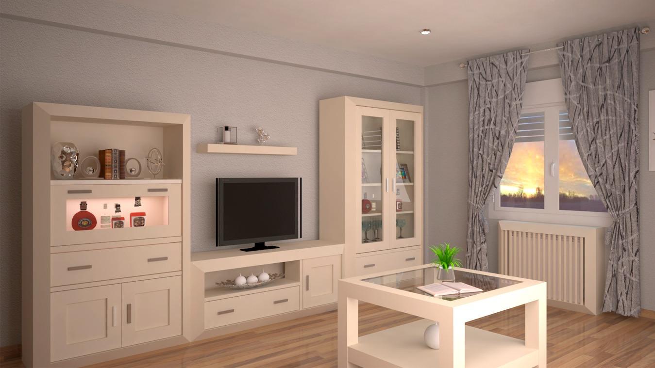 Salón modelo BRUNO - Ref: 0705