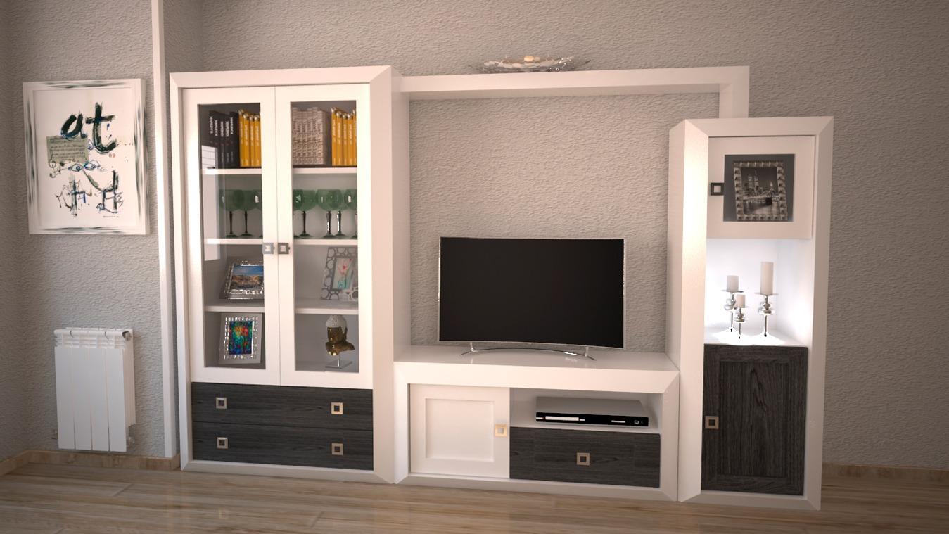 Salón modelo BRUNO - Ref: 0707