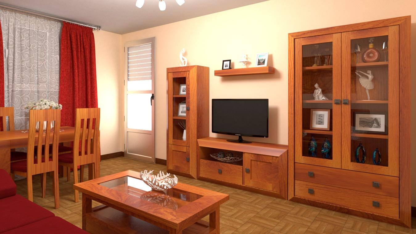 Salón modelo BRUNO - Ref: 0708