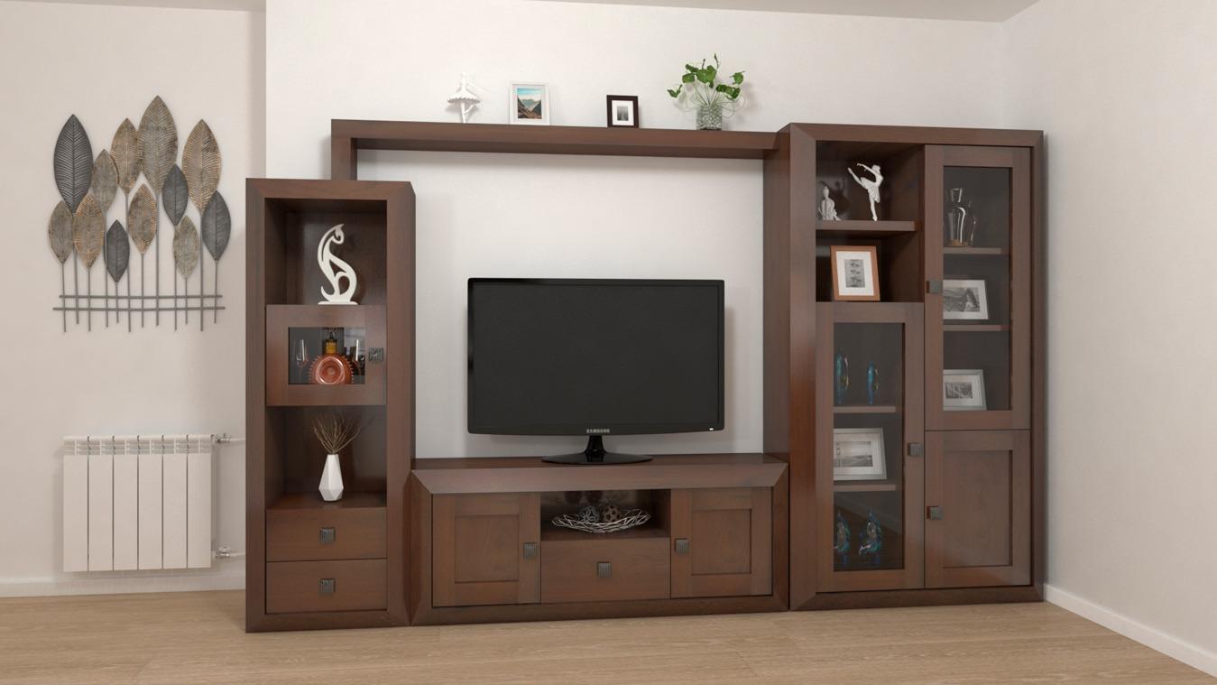 Salón modelo BRUNO - Ref: 0701