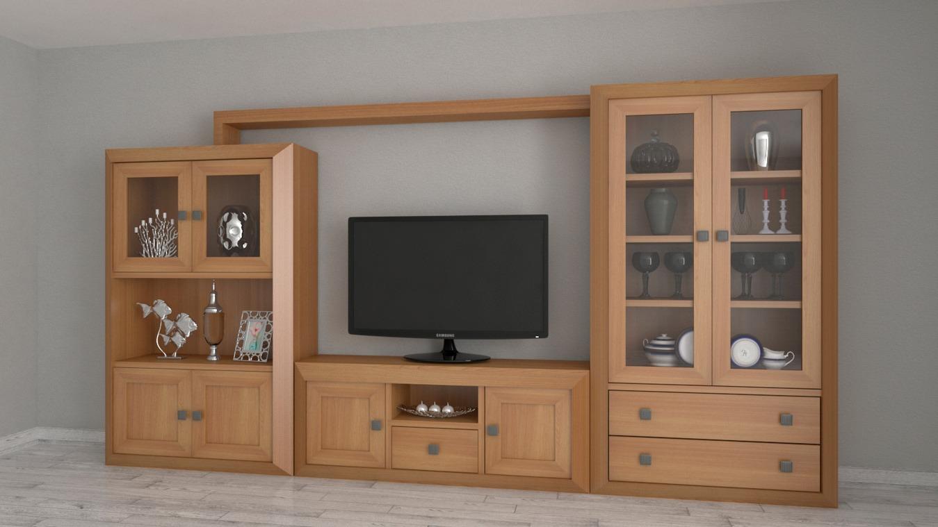 Salón modelo BRUNO - Ref: 0711