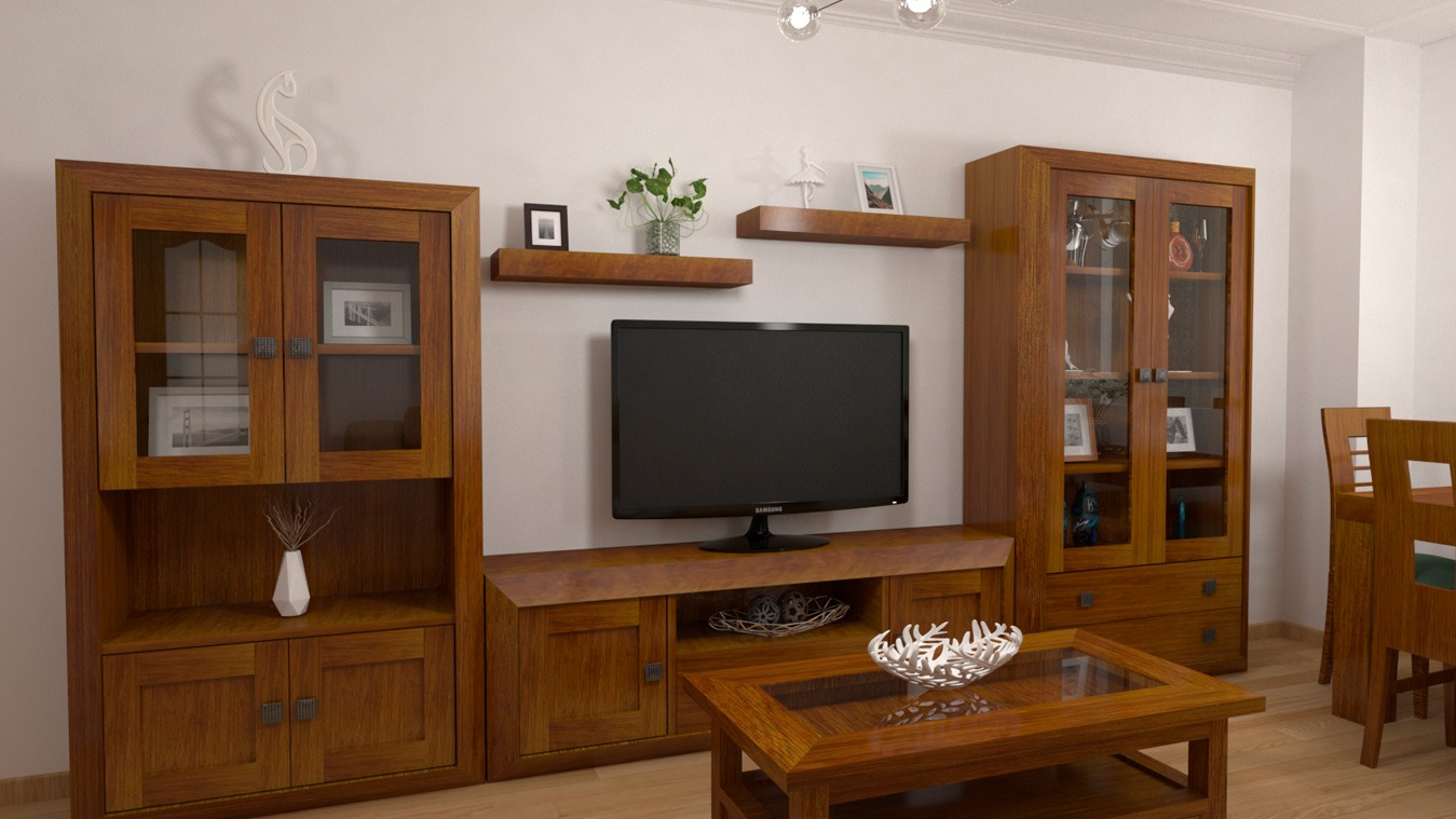 Salón modelo BRUNO - Ref: 0712