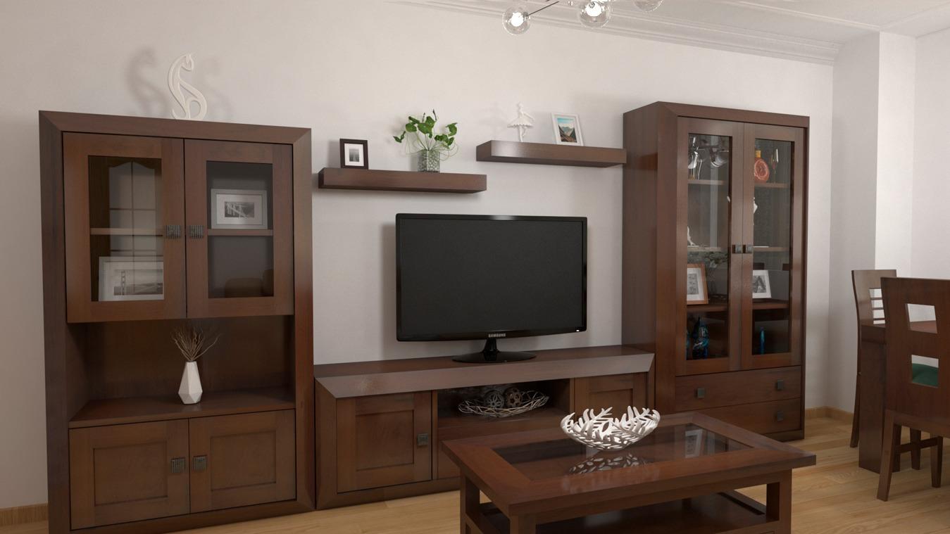 Salón modelo BRUNO - Ref: 0713