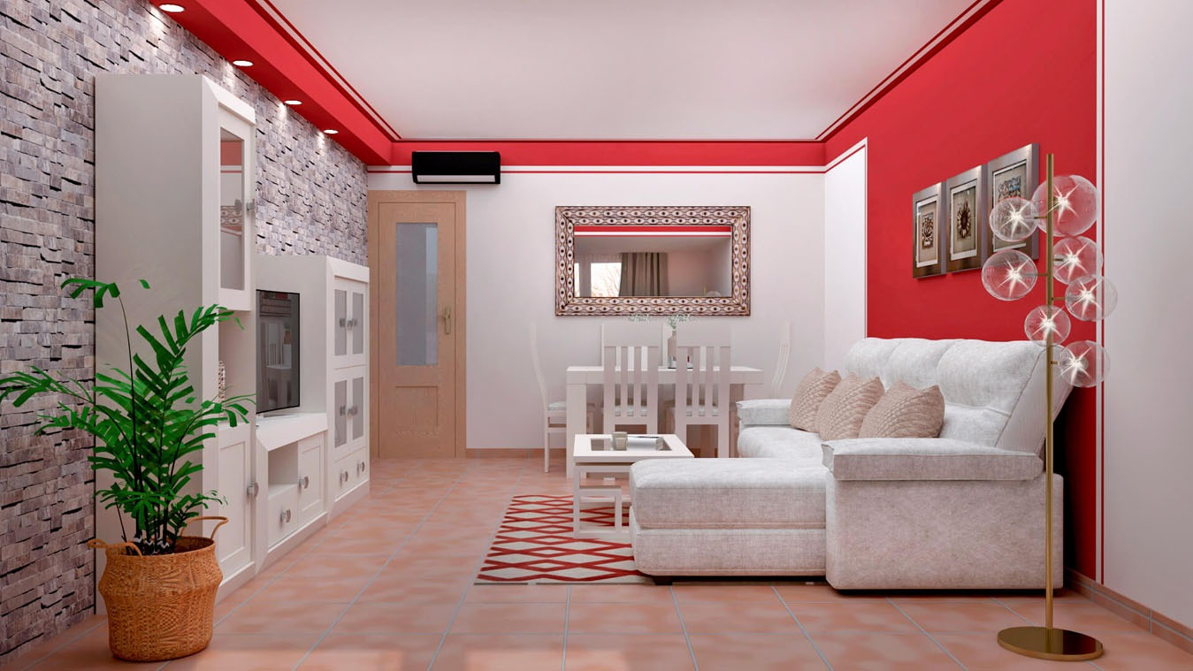Salón modelo BRUNO - Ref: 0716