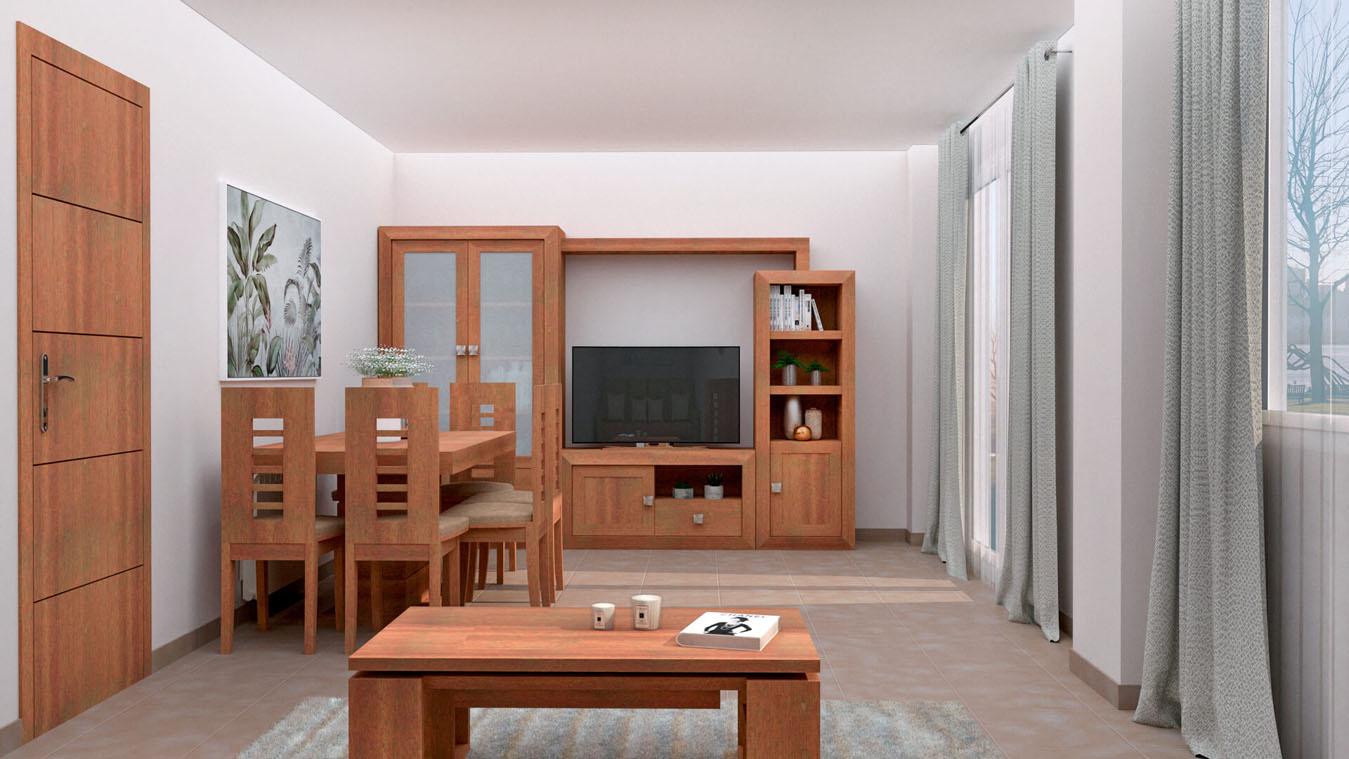 Salón modelo BRUNO - Ref: 0725