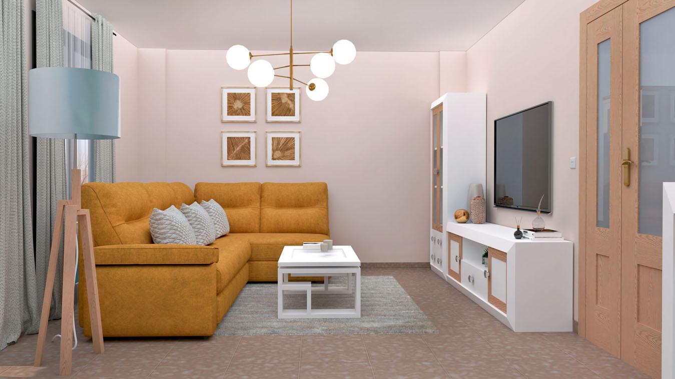 Salón modelo BRUNO - Ref: 0729