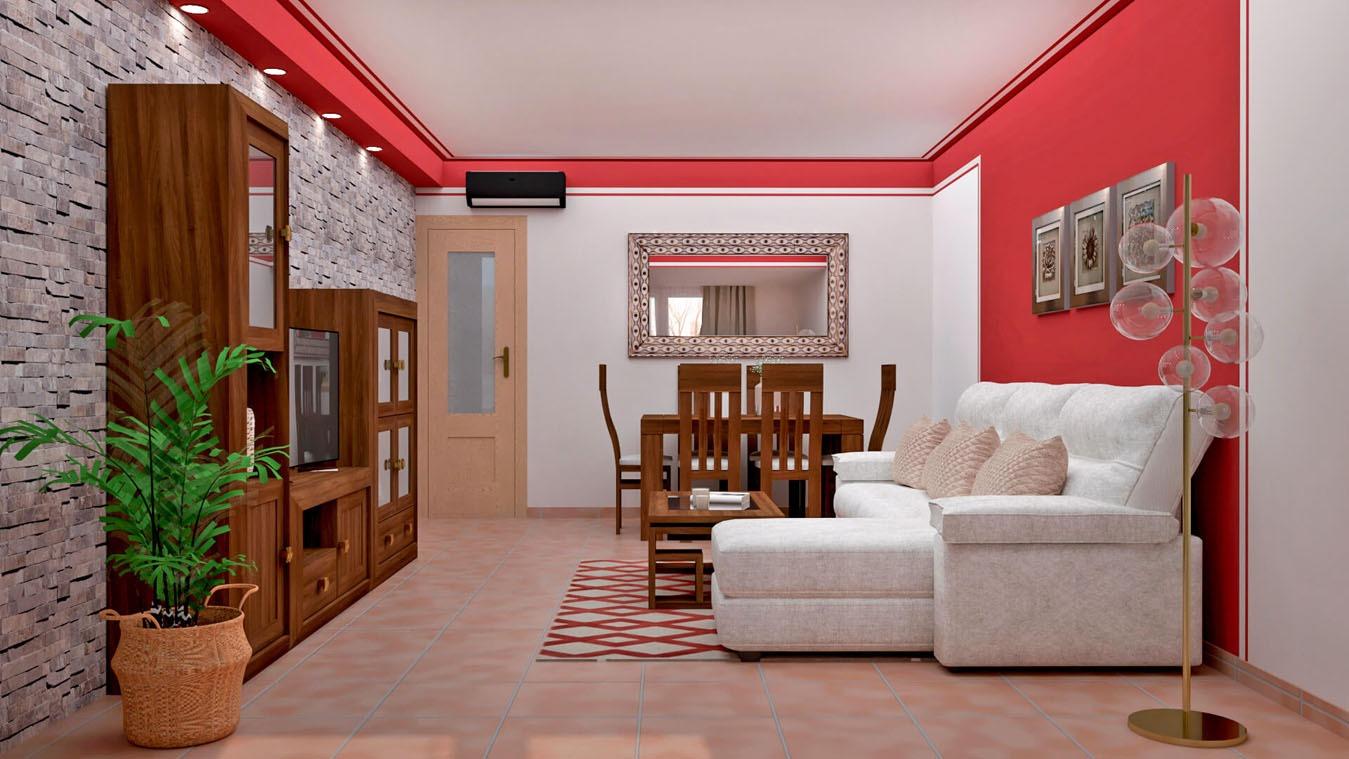 Salón modelo BRUNO - Ref: 0733