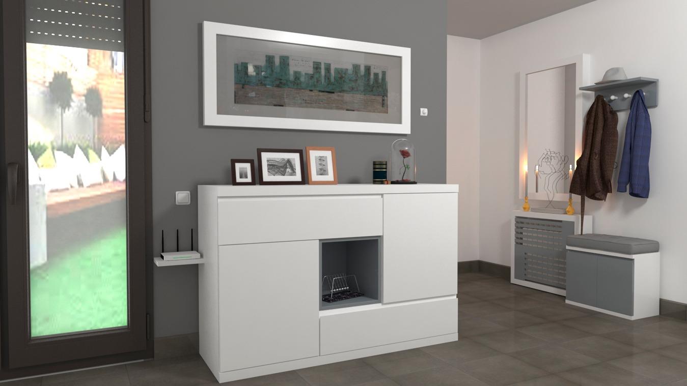 Salón modelo MODERNO - Ref: 0821