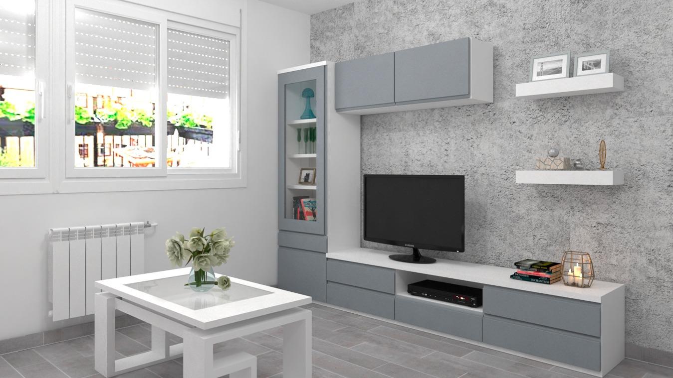 Salón modelo MODERNO - Ref: 0801