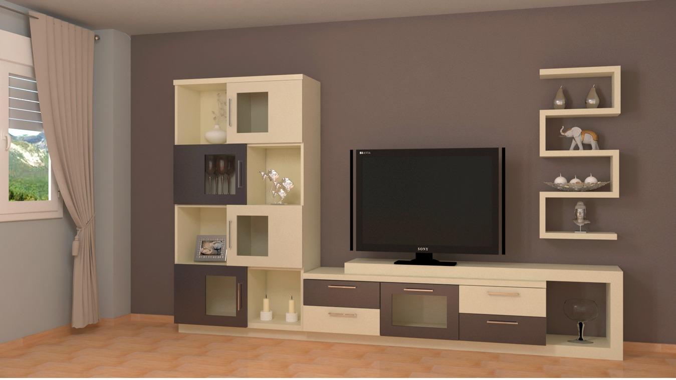 Salón modelo MODERNO - Ref: 0816
