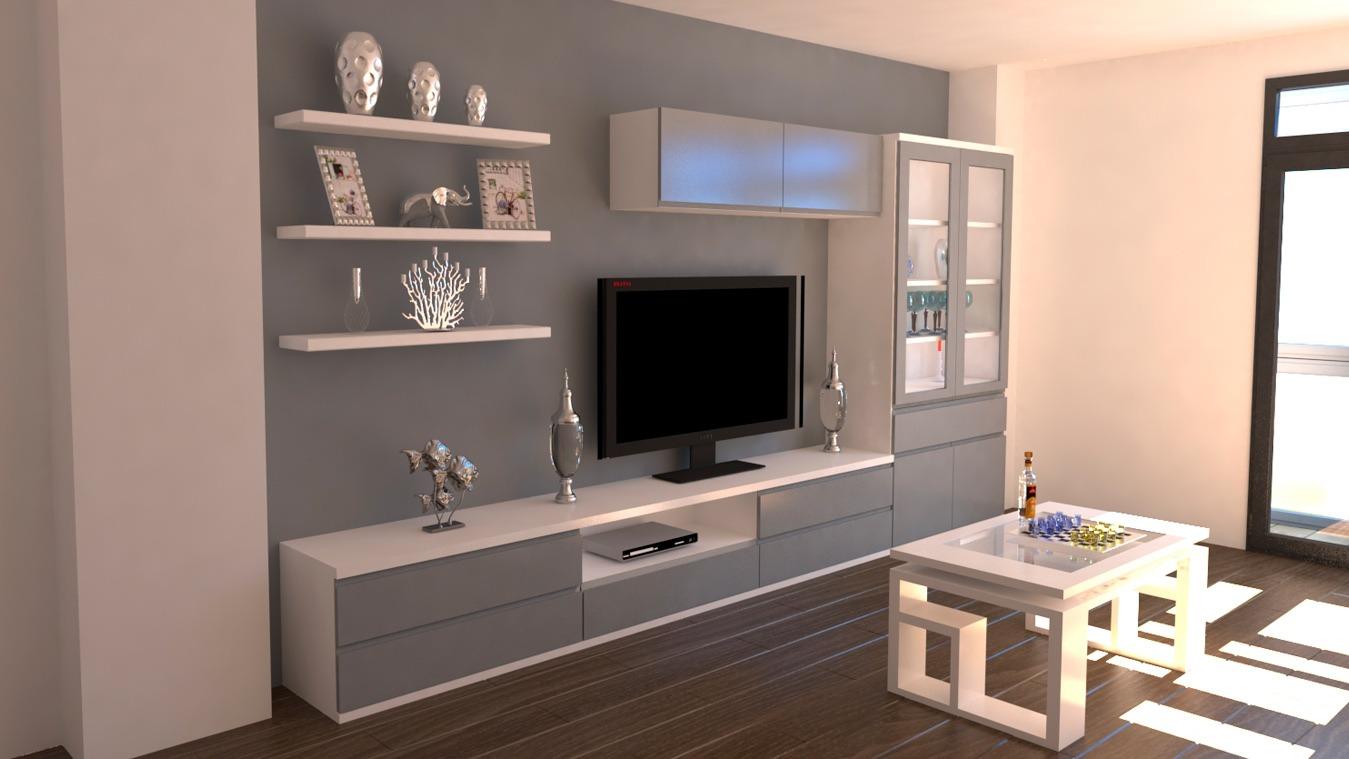 Salón modelo MODERNO - Ref: 0802