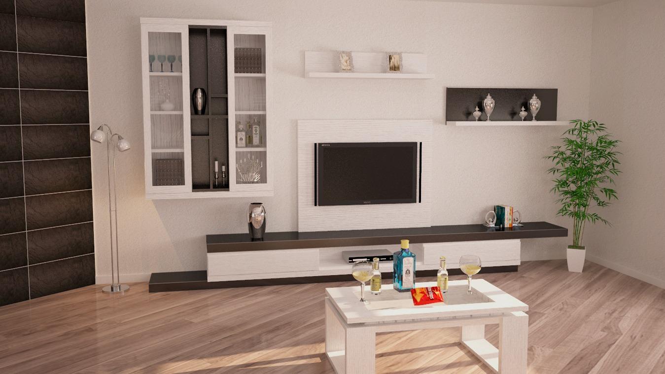 Salón modelo MODERNO - Ref: 0825