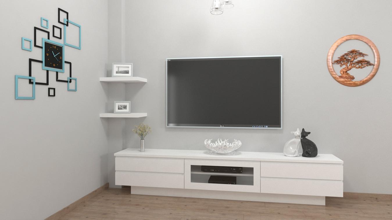 Salón modelo MODERNO - Ref: 0826