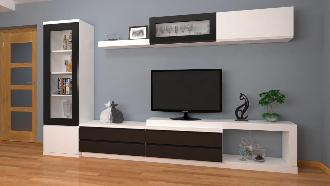 Salón modelo MODERNO - Ref: 0834