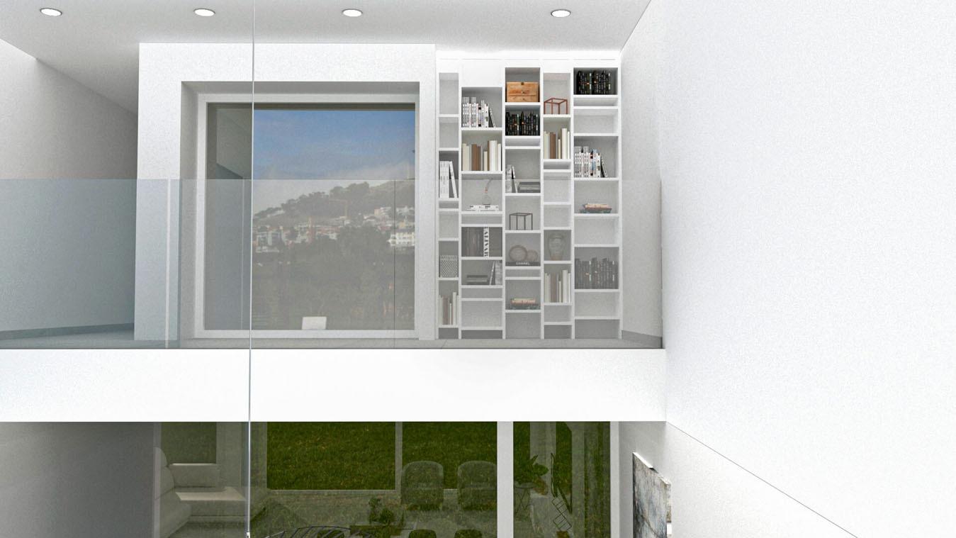 Salón modelo MODERNO - Ref: 0841