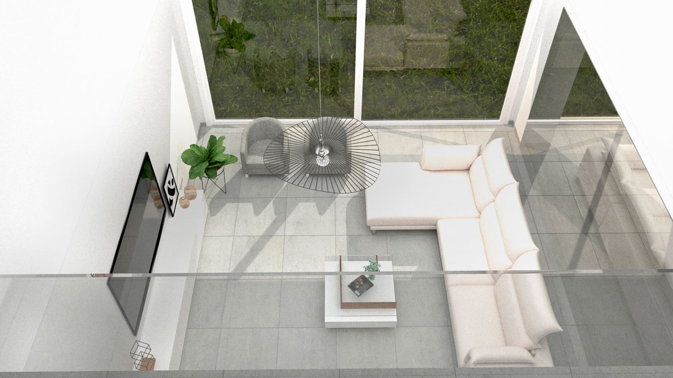 Salón modelo MODERNO - Ref: 0842