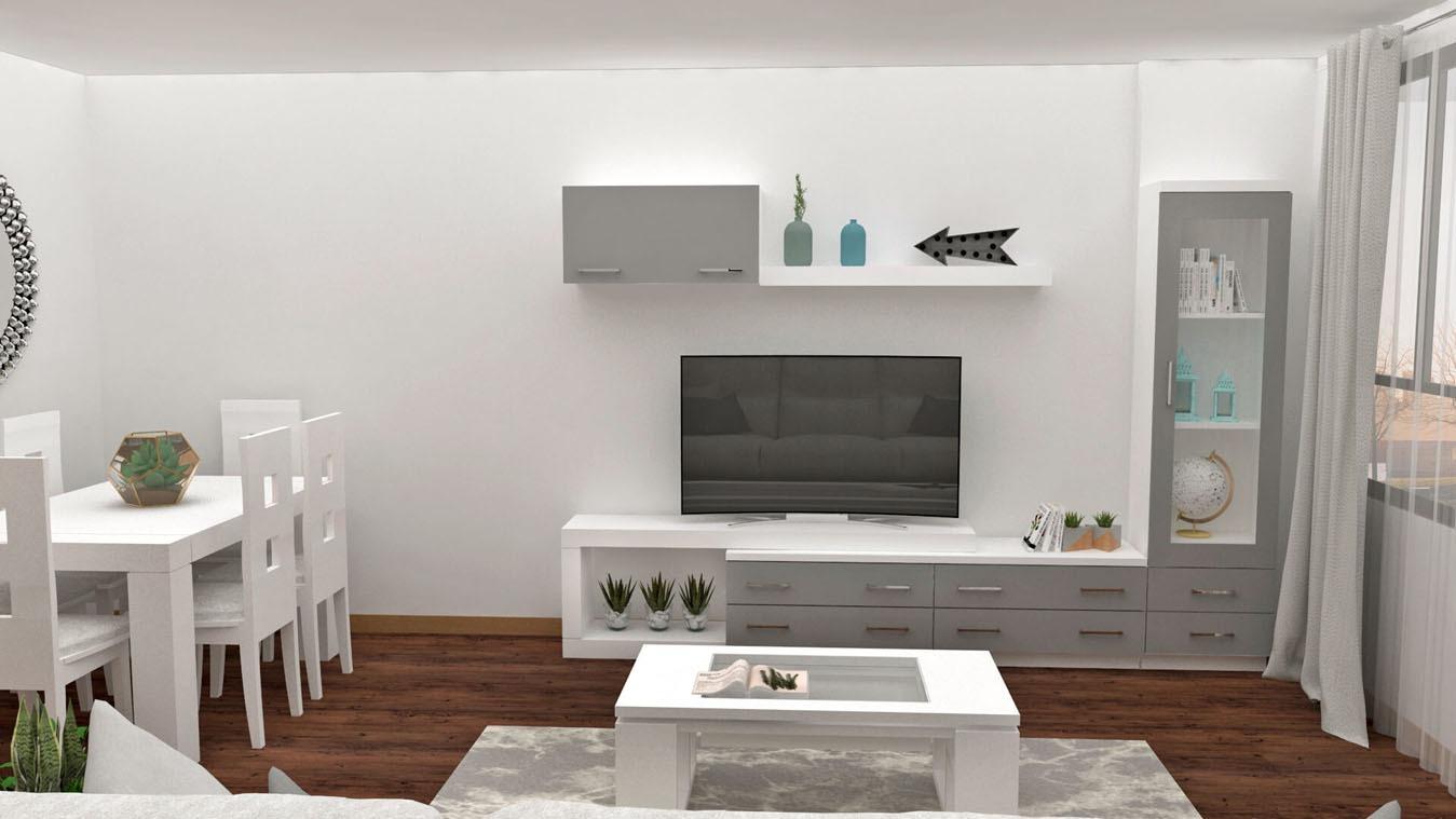 Salón modelo MODERNO - Ref: 0850