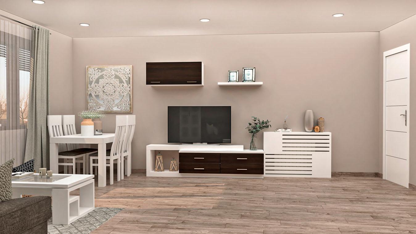 Salón modelo MODERNO - Ref: 0859