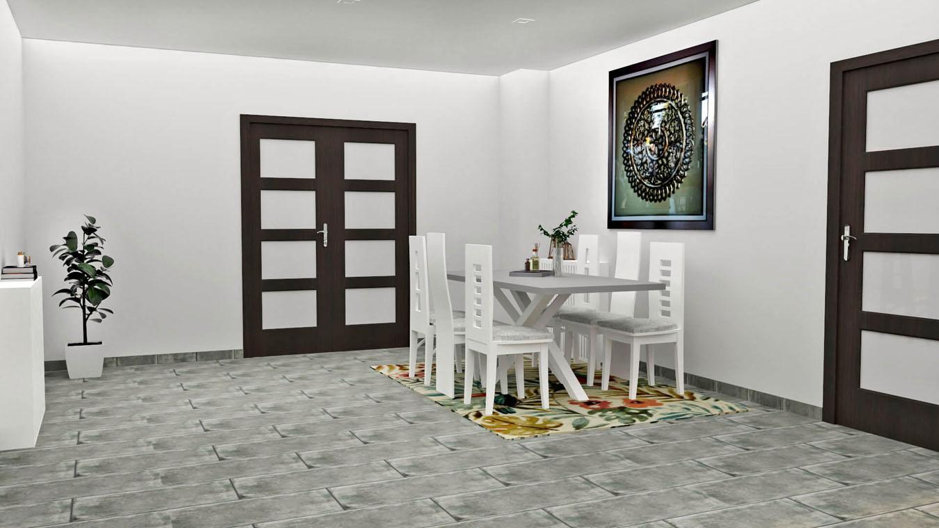 Salón modelo MODERNO - Ref: 0868