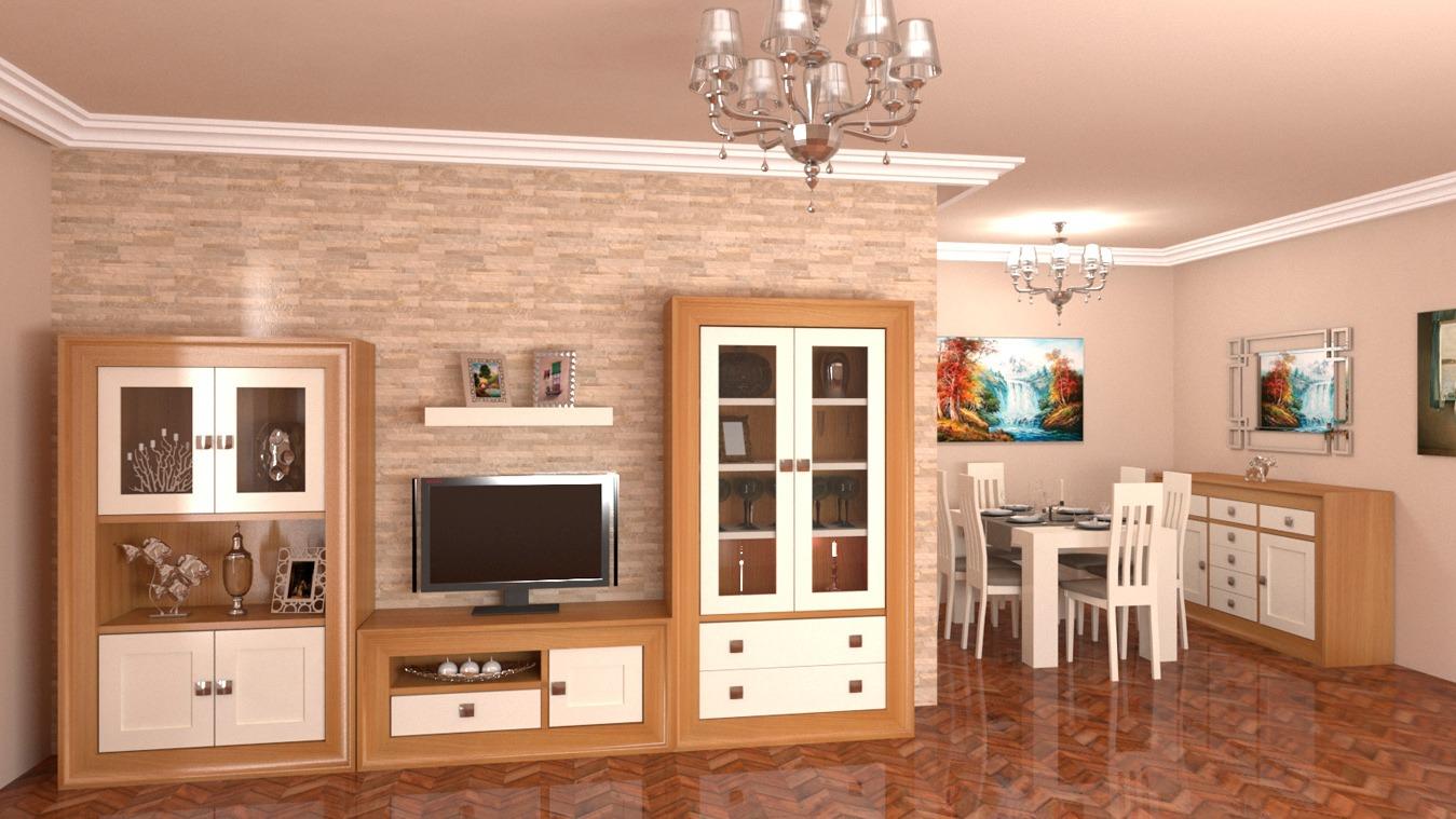 Salón modelo PERSA - Ref: 0903