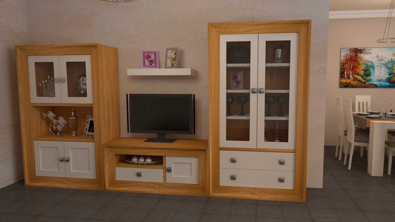 Salón modelo PERSA - Ref: 0905